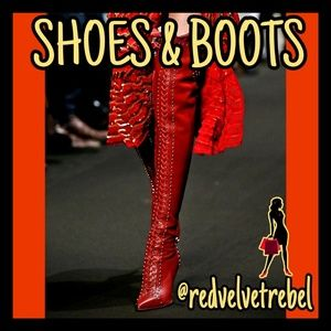 SHOES, HEELS, BOOTS, WEDGES
